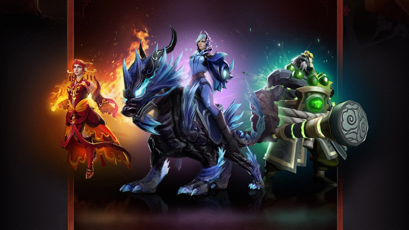 Cara Restore DoTA 2 Data dari Backup File