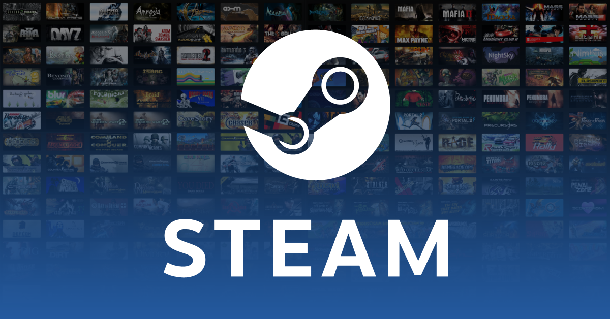 Beli Game di Steam dengan Top Up Steam Wallet