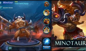 Hero Terbaik di Mobile Legends: Versi Tank