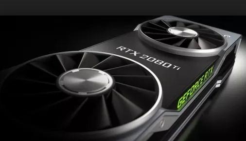 Kartu Grafis Geforce RTX 2080 Ti