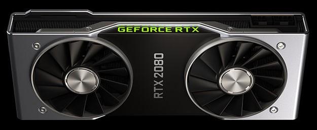 Kartu Grafis Geforce RTX 2080