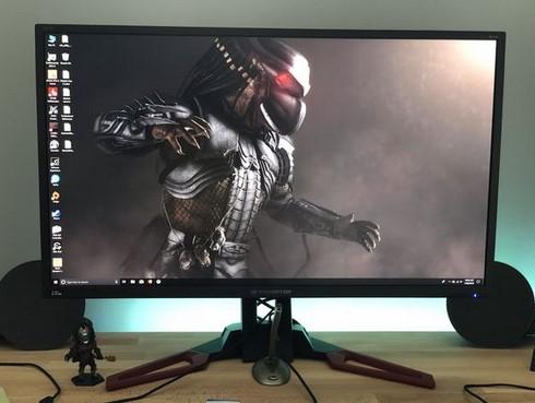 Monitor 4K Gaming Acer Predator XB321HK