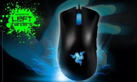 Mouse Gaming Terbaik Razer Deathadder Untuk Tangan Kiri