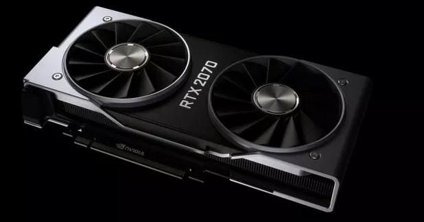 Kartu Grafis Nvidia Geforce RTX 2070