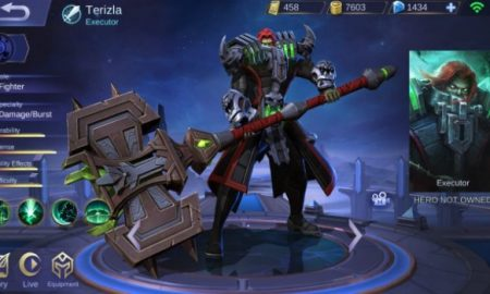 Combo Skill Hero Ini Mengerikan Mobile Legends