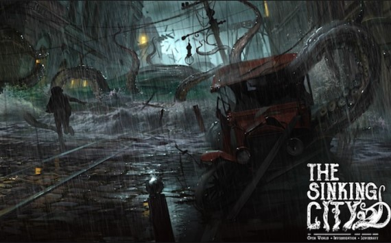 The Sinking City Game Horor Detektif Di PC