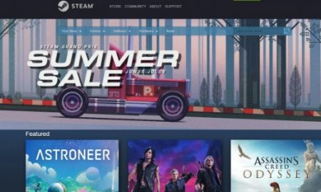 Beli Game Terbaru Di Steam Summer Sale 2019