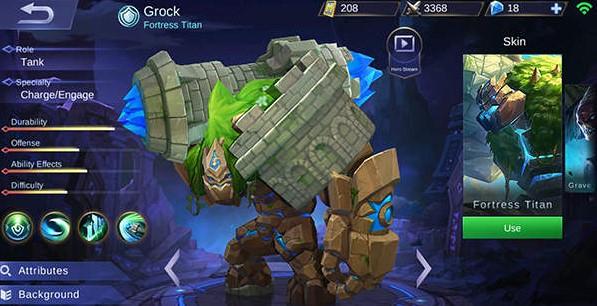 grock-hero-tank