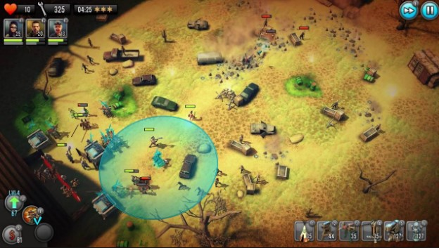 """Game Last Hope TD """"offline"""" di Android"""