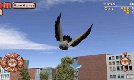 Game Simulator Burung Yang Menghancurkan Kota