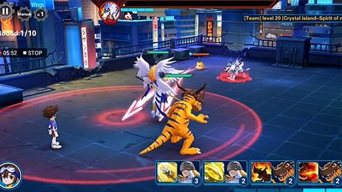 game-versi-penggemar-Digital-World