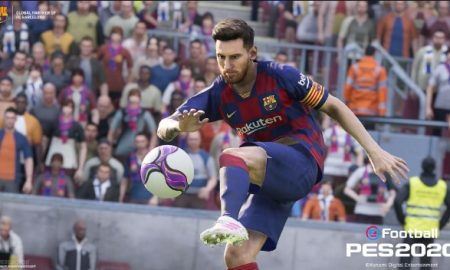 Gameplay Efootball PES 2020 Hadir Full Demo