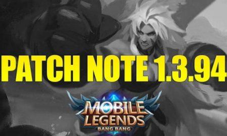 Hero Dengan Revamp Terbarunya Mobile Legends