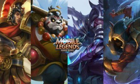 Berikut Hero Terbaik Season 13 Mobile Legends
