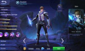 Hindari Hal Fatal Pemain Gusion Mobile Legends