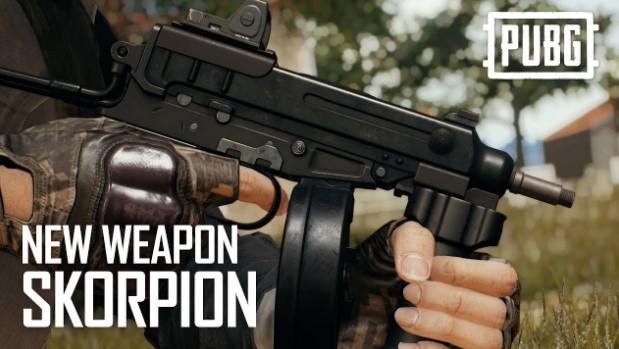 Penggunaan Skorpion Cocok Jadi Pistol Atau SMG
