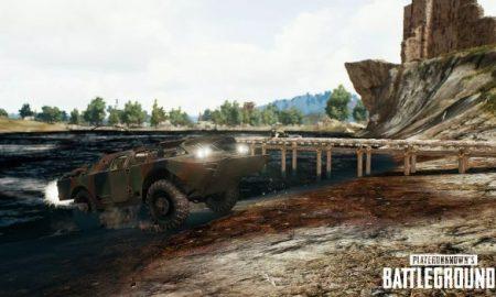 Kendaraan UAZ Telah Digantikan Di PUBG Mobile