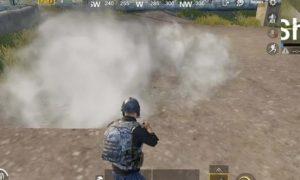 Tata Cara Pakai Smoke Grenade Di PUBG Mobile