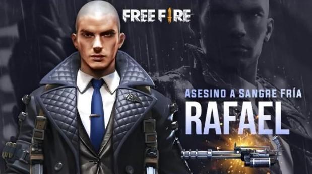 Tembakan Tak Kasat Mata Dari Rafael Free Fire