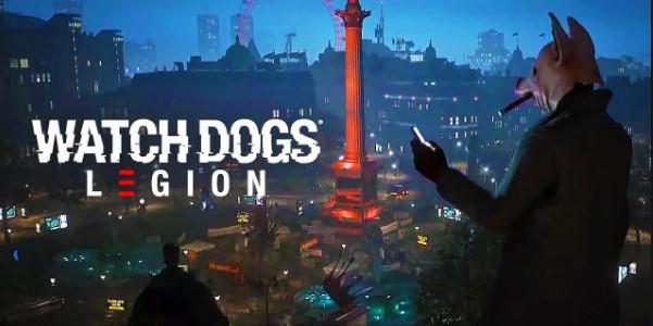Watch Dogs Legion Update Terbaru Dari E3 2019