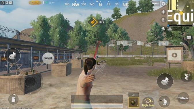 Cara Maksimalkan Frag Grenade Untuk Hindari Stuck Di PUBG