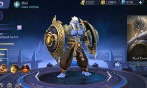 Kekuatan Mutakhir Hero Bixi Lemahkan HP Lawan Mobile Legends