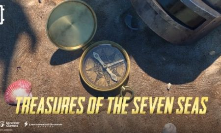 Inilah Titik Lokasi Golden Compass Di Event Treasure PUBG