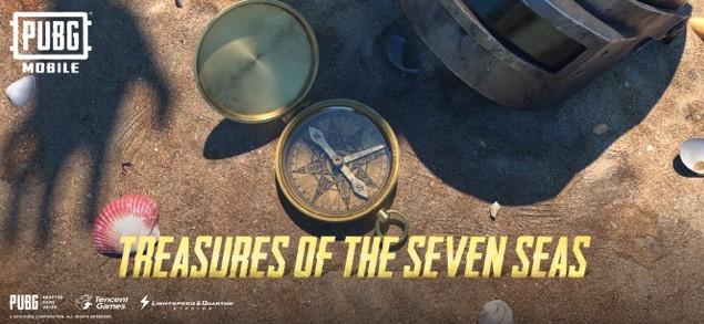 Inilah Titik Lokasi Golden Compass Di Event Treasure PUBG