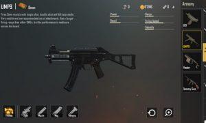 Ketahui Cara Termudah Kuasai Senjata UMP9 Di PUBG Mobile