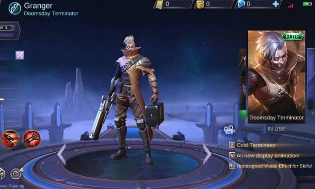 penampilan-skin-terminator-hero-granger