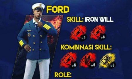 Terlindung Dari Damage Kecil Zona Aman Pakai Skill Iron Will