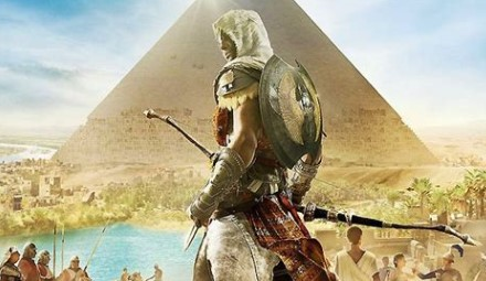 Bermain Game Assasins Creed Origins Bakal Gratis Minggu Ini Di PC