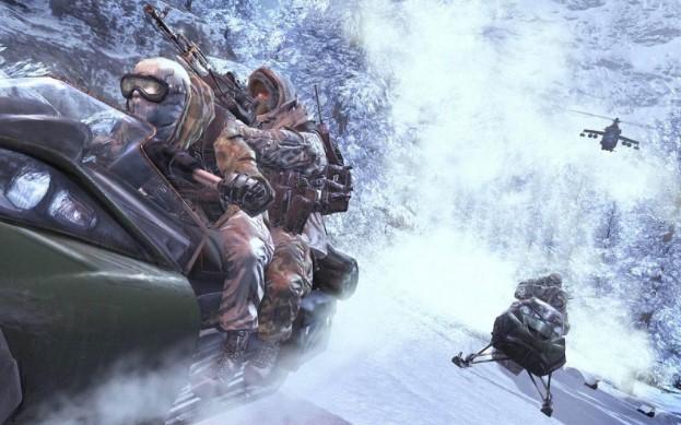 Call Of Duty Modern Warfare Bisa Capai 200 GB Di PC