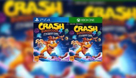 Game Crash Bandicoot Versi ke 4 akan segera dirilis Di Musim Ini