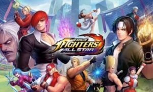 Game The King Of Fighters All Star Dapat Update Heroes