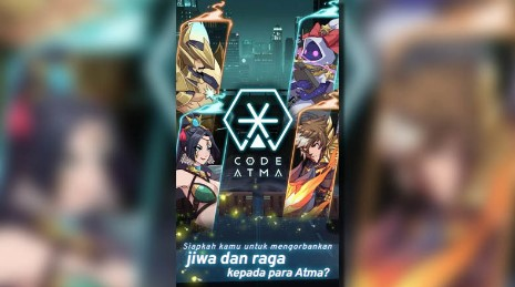Hadir Game Horror Terbaru Di Indonesia Code Atma