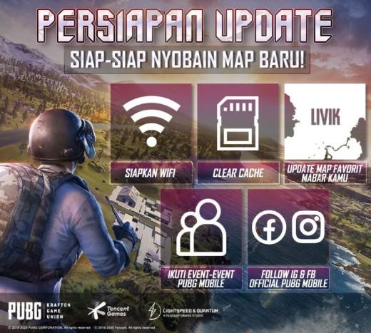 Ini Yang Harus Dipersiapkan Saat Main Update PUBG Mobile 0.19