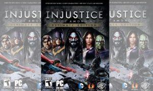 Kabarnya Game Injustice Gods Among Ultimate Edition Di Gratiskan Di Steam