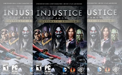 Kabarnya Game Injustice Gods Among Ultimate Edition Di Gratiskan Di Steam