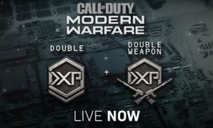 Mode Double XP Kini Hadir Di Modern Warfare