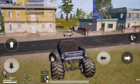 Cara Cepat Temukan 5 Monster Truck Di PUBG Mobile