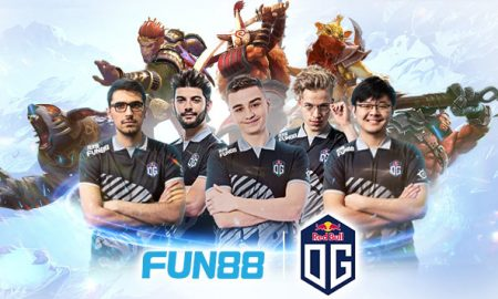 Team fun88 OG Dota 2